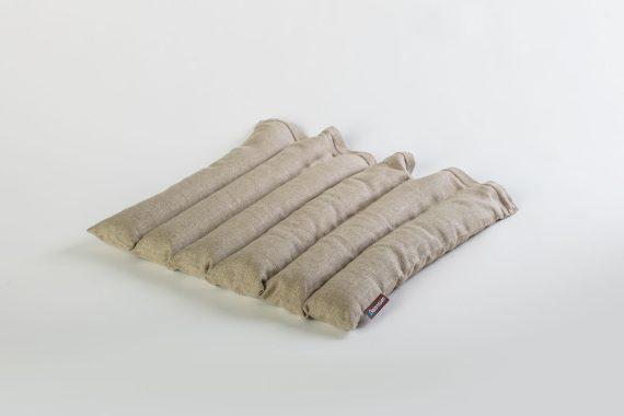 Poduszka gryczana BetterSit len