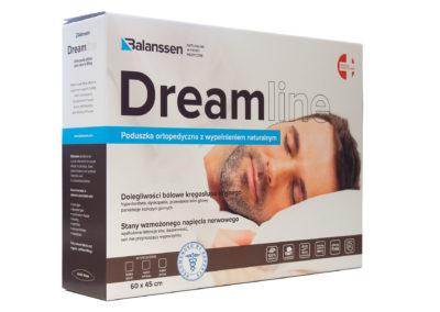 Poduszka gryczana lub orkiszowa – DreamLine