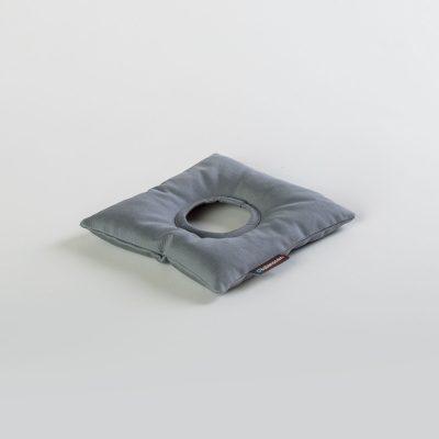 Poduszka gryczana ElbowPro szara