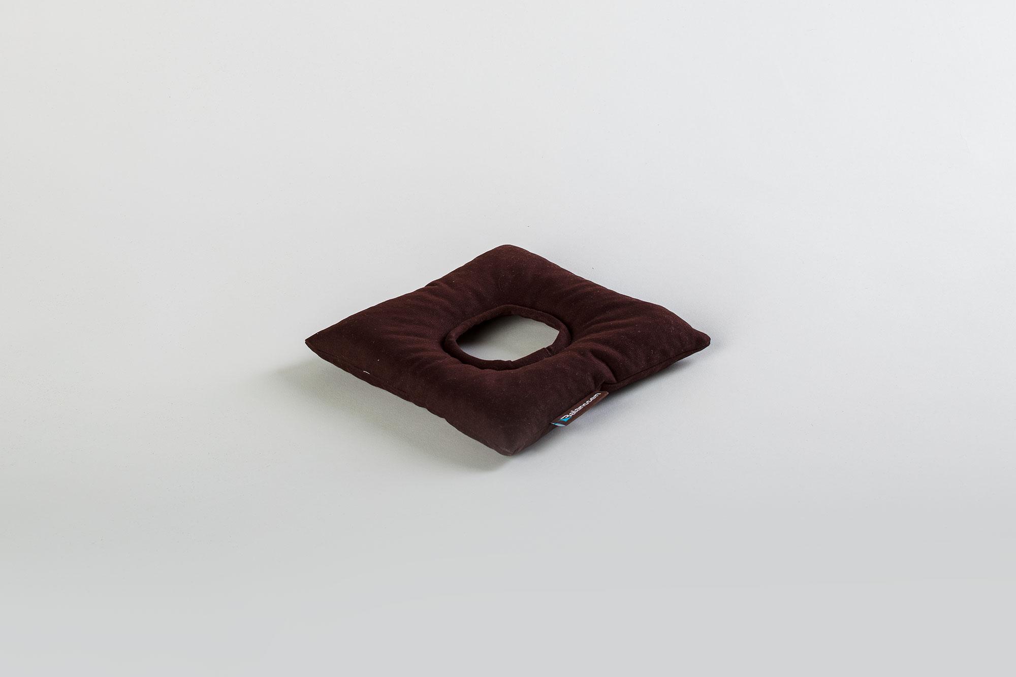 Poduszka gryczana ElbowPro brązowa