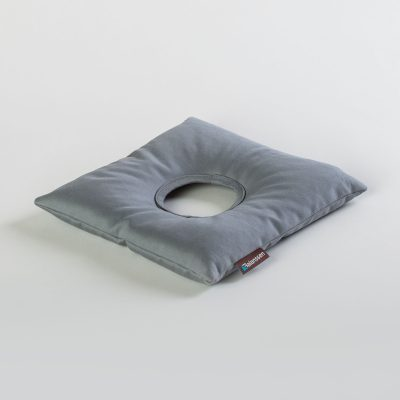 Poduszka gryczana FootPro szara