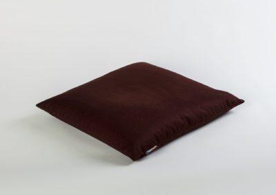 Poduszka gryczana lub orkiszowa – ProtectSit brązowa