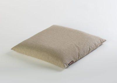 Poduszka ortopedyczna wypełniona ekologiczną łuską orkiszu – ProtectSit len