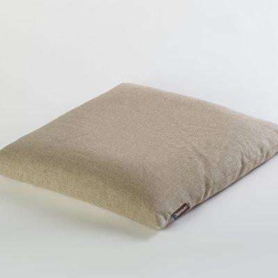 Poduszka gryczana ProtectSit len
