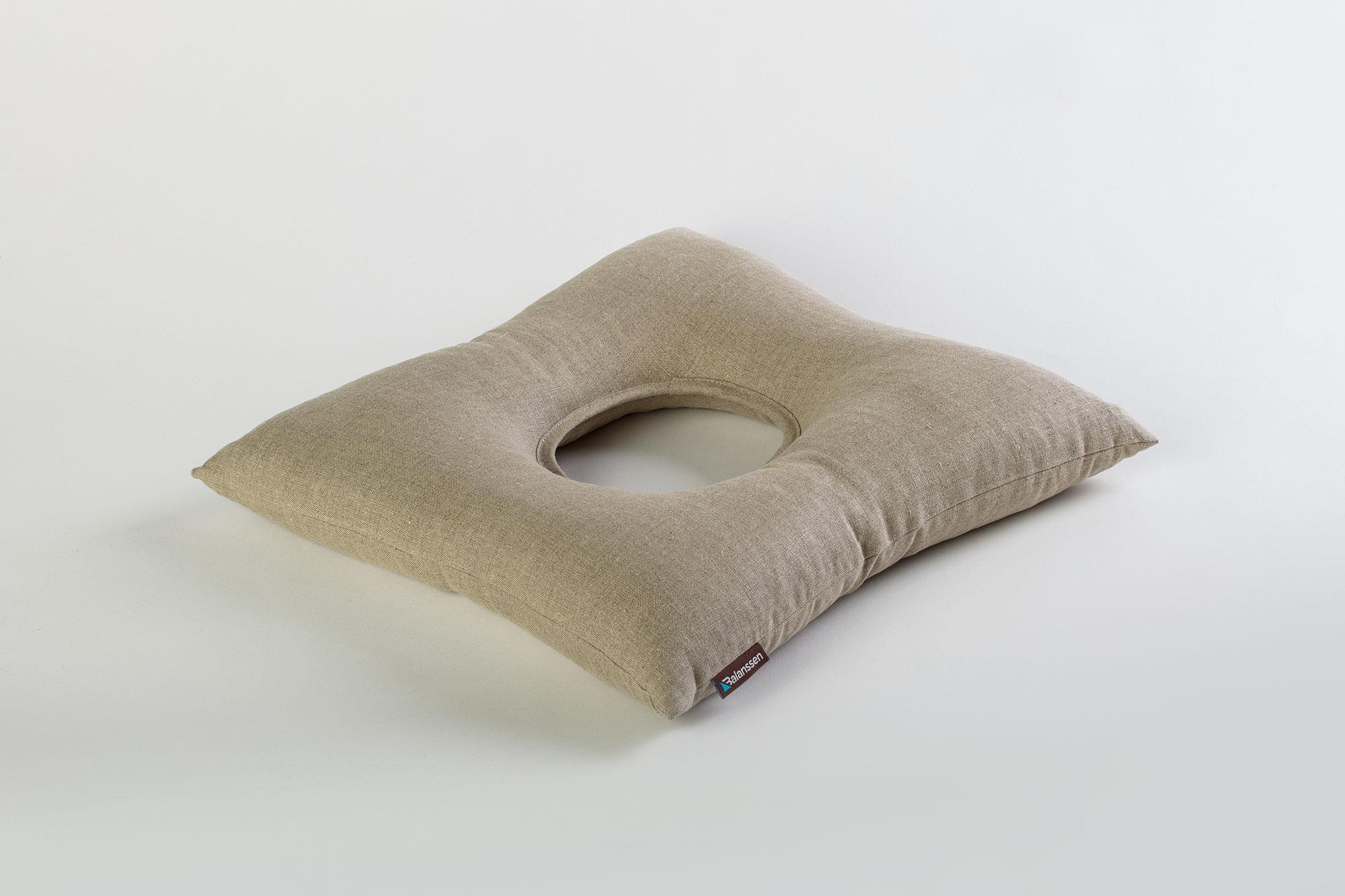Poduszka gryczana ReliefSit len