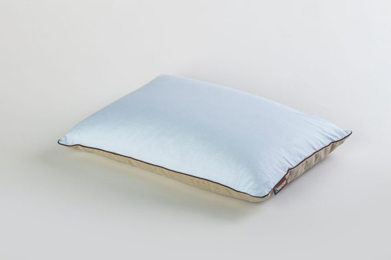 Poduszka gryczana SupportLine błękitna