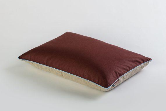 Poduszka gryczana SupportLine brązowa