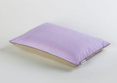 Poduszka gryczana lub orkiszowa – SupportLine fioletowa