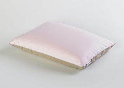 Poduszka gryczana lub orkiszowa – SupportLine różowa