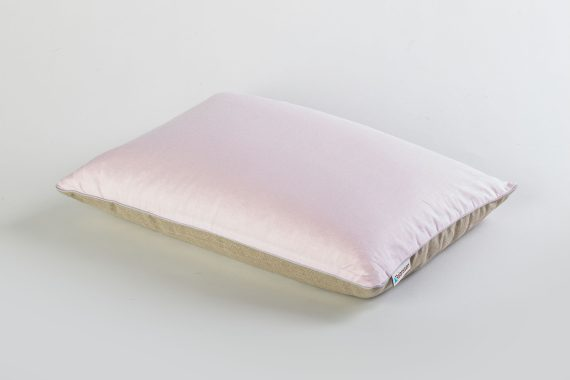 Poduszka gryczana SupportLine różowa