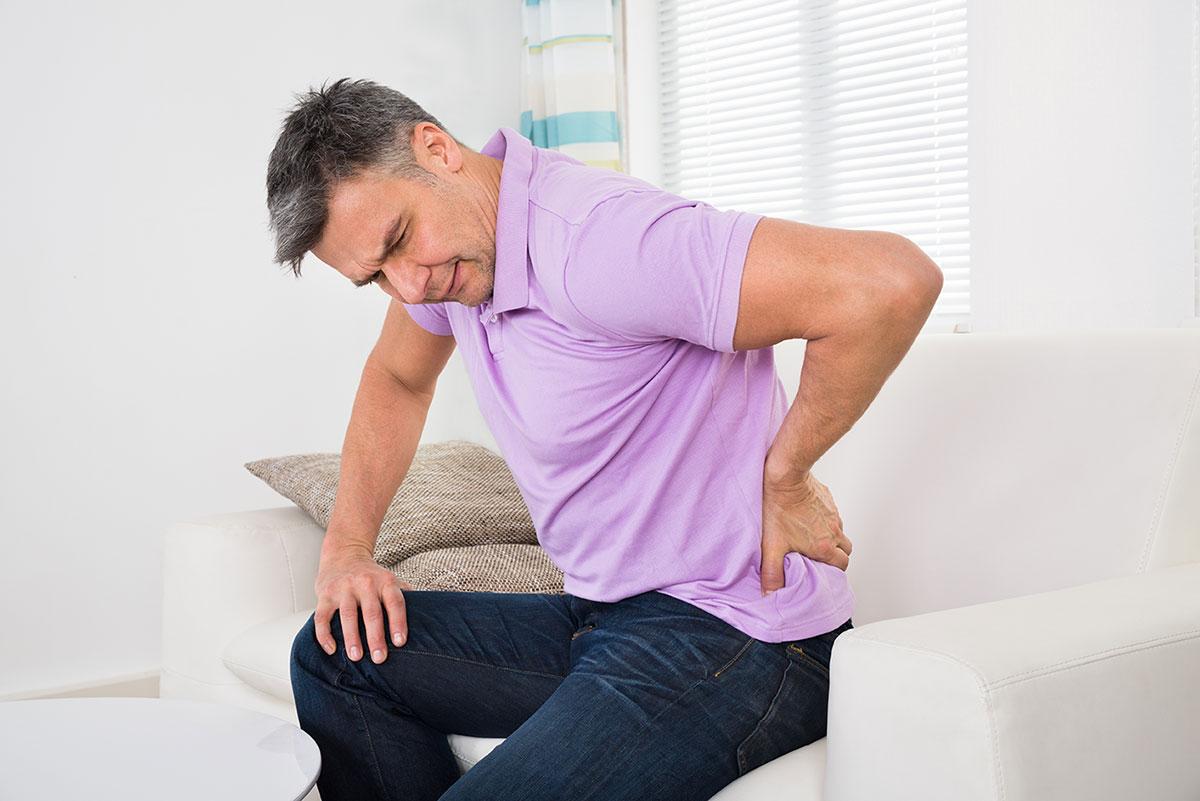 Jak zapobiec bólom pleców?