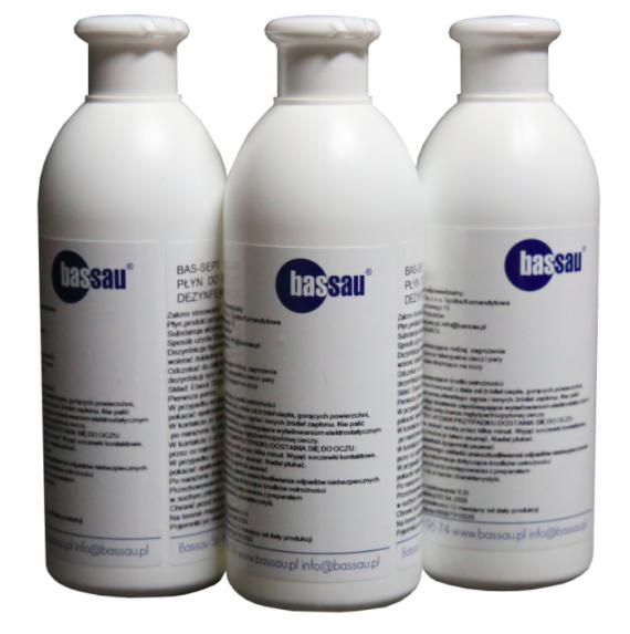 bakteriobójczy płyn przeciwwirusowy do higieny rąk 70% alkoholu